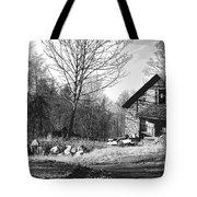 Aldergrove Farmhouse Tote Bag