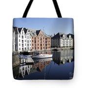Alesund Norway Tote Bag