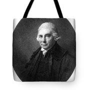 Alexander Monro II, Scottish Anatomist Tote Bag