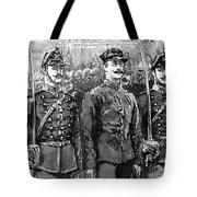 Alfred Dreyfus (1859-1935) Tote Bag by Granger