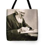 Alfred Russel Wallace, Welsh Naturalist Tote Bag