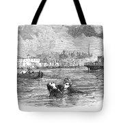 Alger: Ragged Dick Tote Bag