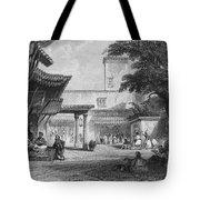 Algiers: Bazaar Tote Bag