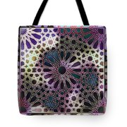 Alhambra Pattern Tote Bag