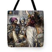 Ali Baba And 40 Thieves Tote Bag