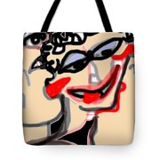 Alice Loved The Attention Tote Bag