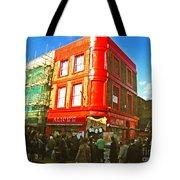 Alice's - London Tote Bag