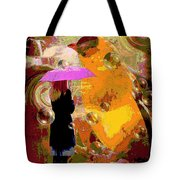 Alice's Adventures ... Tote Bag
