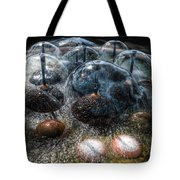 Alien Lifeform Tote Bag
