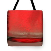 Alka-seltzer Dissolving In Water Tote Bag by Photo Researchers, Inc.
