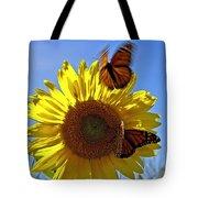 All A Flutter Tote Bag