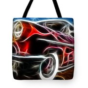 All American Hot Rod Tote Bag