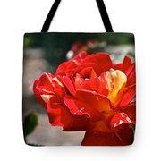 All American Magic Rose Tote Bag