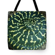 All Coiled Up Tote Bag