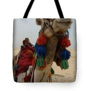 Camel Fashion Tote Bag