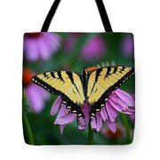 All Fanned Out Tote Bag