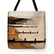 All Hallows Beach Tote Bag
