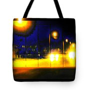 All I Need To Know Of Midnight Tote Bag