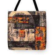 All Is Quiet Tote Bag