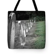 All Lined Up Tote Bag
