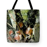 All My Horses Live In Trees Tote Bag