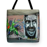 All Work And No Play Tote Bag
