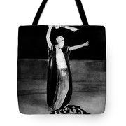 Alla Nazimova (1879-1945) Tote Bag