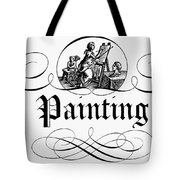 Allegory Of Finance, 1743 Tote Bag