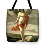 Allegory Of Victory Tote Bag