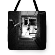 Alley Downtown Asheville Tote Bag