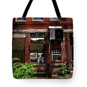 Alley Life And Art Tote Bag