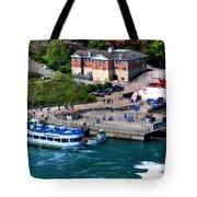Allll Aboard Tote Bag