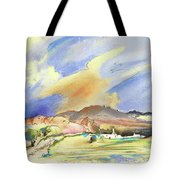 Almeria Region In Spain 01 Tote Bag