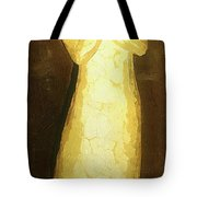 Almost An Angel Tote Bag