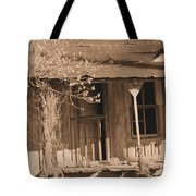 Almost Forgotten Tote Bag
