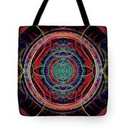 Almost Mandala Tote Bag