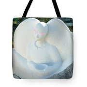 Alms For Angels Tote Bag