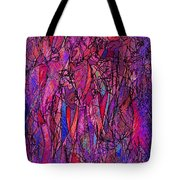 Alone In A Crowd Tote Bag