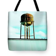 Along Highway 61 Tote Bag