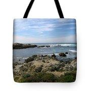 Along The Coast Tote Bag