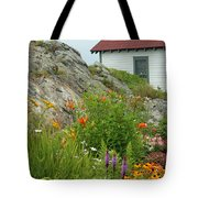 Along The Coast Of Maine Tote Bag