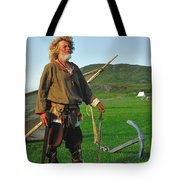 Along The Viking Trail Tote Bag