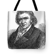 Aloys Senefelder Tote Bag
