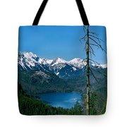 Alp See Lake In Bavaria Germany Tote Bag