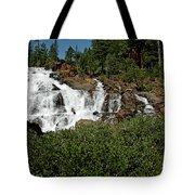 Alpine Falls Lake Tahoe II Tote Bag