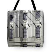 Alte Bibliothek Tote Bag