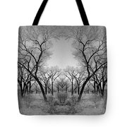 Altered Series - Bare Double Tote Bag