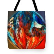 Alternate Realities 1 Tote Bag by Angelina Vick
