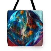 Alternate Realities 4 Tote Bag by Angelina Vick
