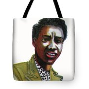Althea Gibson Tote Bag
